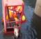 dog crane rescue
